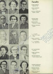 Page 8, 1954 Edition, Nocona High School - Chief Yearbook (Nocona, TX) online yearbook collection