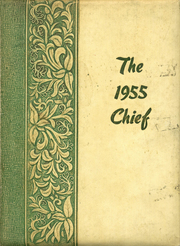 Nocona High School - Chief Yearbook (Nocona, TX) online yearbook collection, 1955 Edition, Page 1