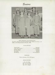 Page 11, 1955 Edition, Nocona High School - Chief Yearbook (Nocona, TX) online yearbook collection