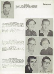 Page 13, 1955 Edition, Nocona High School - Chief Yearbook (Nocona, TX) online yearbook collection