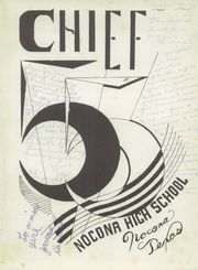 Page 5, 1955 Edition, Nocona High School - Chief Yearbook (Nocona, TX) online yearbook collection