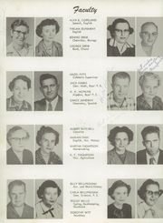 Page 8, 1955 Edition, Nocona High School - Chief Yearbook (Nocona, TX) online yearbook collection