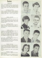 Page 15, 1956 Edition, Nocona High School - Chief Yearbook (Nocona, TX) online yearbook collection