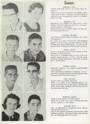 Page 16, 1956 Edition, Nocona High School - Chief Yearbook (Nocona, TX) online yearbook collection
