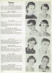 Page 17, 1956 Edition, Nocona High School - Chief Yearbook (Nocona, TX) online yearbook collection