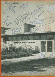 Page 2, 1956 Edition, Nocona High School - Chief Yearbook (Nocona, TX) online yearbook collection