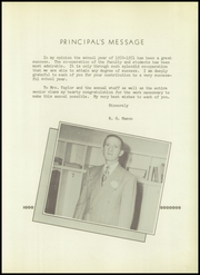 Page 15, 1951 Edition, Hughes Springs High School - Mustang Yearbook (Hughes Springs, TX) online yearbook collection