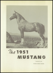 Page 7, 1951 Edition, Hughes Springs High School - Mustang Yearbook (Hughes Springs, TX) online yearbook collection