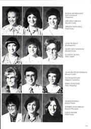 Abernathy High School - Antelope Life Yearbook (Abernathy, TX) online yearbook collection, 1981 Edition, Page 121