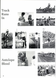 Abernathy High School - Antelope Life Yearbook (Abernathy, TX) online yearbook collection, 1981 Edition, Page 32