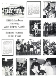 Abernathy High School - Antelope Life Yearbook (Abernathy, TX) online yearbook collection, 1981 Edition, Page 36