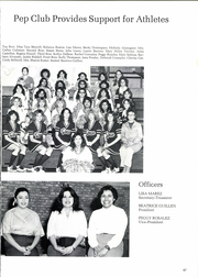 Page 71, 1981 Edition, Abernathy High School - Antelope Life Yearbook (Abernathy, TX) online yearbook collection