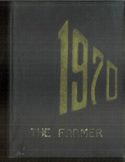 1970 Edition, Farmersville High School - Farmer Yearbook (Farmersville, TX)