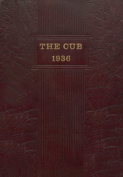 Page 1, 1936 Edition, Olney High School - Cub Yearbook (Olney, TX) online yearbook collection