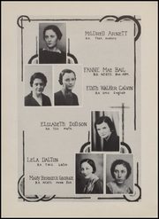 Page 12, 1936 Edition, Olney High School - Cub Yearbook (Olney, TX) online yearbook collection
