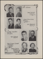 Page 16, 1936 Edition, Olney High School - Cub Yearbook (Olney, TX) online yearbook collection