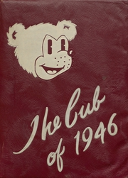 Page 1, 1946 Edition, Olney High School - Cub Yearbook (Olney, TX) online yearbook collection