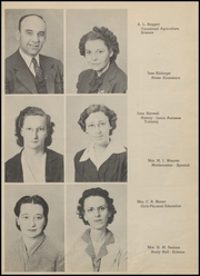 Page 13, 1946 Edition, Olney High School - Cub Yearbook (Olney, TX) online yearbook collection