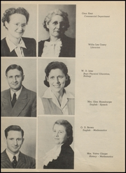 Page 14, 1946 Edition, Olney High School - Cub Yearbook (Olney, TX) online yearbook collection