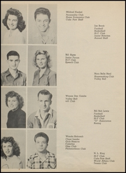Page 16, 1946 Edition, Olney High School - Cub Yearbook (Olney, TX) online yearbook collection