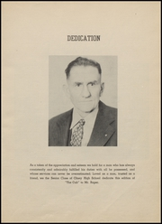Page 9, 1946 Edition, Olney High School - Cub Yearbook (Olney, TX) online yearbook collection