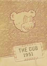 Page 1, 1951 Edition, Olney High School - Cub Yearbook (Olney, TX) online yearbook collection