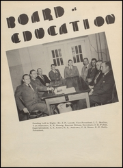 Page 10, 1951 Edition, Olney High School - Cub Yearbook (Olney, TX) online yearbook collection