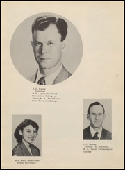 Page 13, 1951 Edition, Olney High School - Cub Yearbook (Olney, TX) online yearbook collection