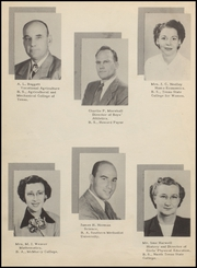 Page 14, 1951 Edition, Olney High School - Cub Yearbook (Olney, TX) online yearbook collection