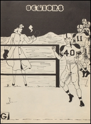 Page 17, 1951 Edition, Olney High School - Cub Yearbook (Olney, TX) online yearbook collection