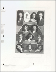 Page 13, 1913 Edition, Dublin High School - Shamrock Yearbook (Dublin, TX) online yearbook collection