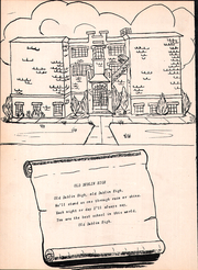 Page 10, 1945 Edition, Dublin High School - Shamrock Yearbook (Dublin, TX) online yearbook collection