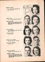 Page 17, 1945 Edition, Dublin High School - Shamrock Yearbook (Dublin, TX) online yearbook collection