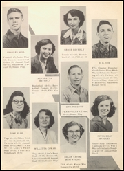 Page 17, 1951 Edition, Dublin High School - Shamrock Yearbook (Dublin, TX) online yearbook collection