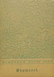 Page 1, 1954 Edition, Dublin High School - Shamrock Yearbook (Dublin, TX) online yearbook collection