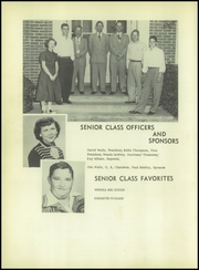 Page 10, 1954 Edition, Early High School - Longhorn Yearbook (Early, TX) online yearbook collection