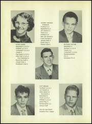 Page 14, 1954 Edition, Early High School - Longhorn Yearbook (Early, TX) online yearbook collection