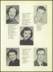 Page 15, 1954 Edition, Early High School - Longhorn Yearbook (Early, TX) online yearbook collection