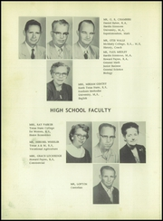 Page 8, 1954 Edition, Early High School - Longhorn Yearbook (Early, TX) online yearbook collection