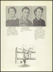 Page 15, 1956 Edition, Early High School - Longhorn Yearbook (Early, TX) online yearbook collection
