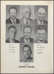 Page 10, 1954 Edition, Coldspring High School - Trojan Yearbook (Coldspring, TX) online yearbook collection