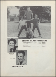 Page 15, 1954 Edition, Coldspring High School - Trojan Yearbook (Coldspring, TX) online yearbook collection