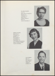 Page 17, 1954 Edition, Coldspring High School - Trojan Yearbook (Coldspring, TX) online yearbook collection