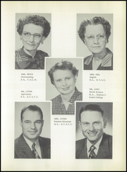 Page 15, 1953 Edition, Community High School - Brave Yearbook (Nevada, TX) online yearbook collection