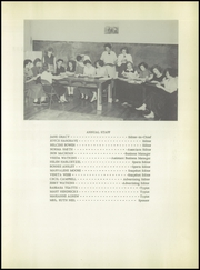 Page 9, 1953 Edition, Community High School - Brave Yearbook (Nevada, TX) online yearbook collection