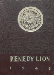 Page 1, 1946 Edition, Kenedy High School - Lion Yearbook (Kenedy, TX) online yearbook collection