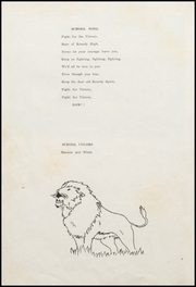 Page 10, 1946 Edition, Kenedy High School - Lion Yearbook (Kenedy, TX) online yearbook collection