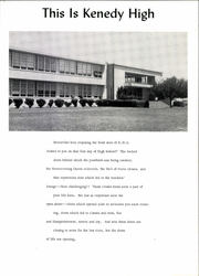 Page 12, 1965 Edition, Kenedy High School - Lion Yearbook (Kenedy, TX) online yearbook collection