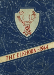 Page 1, 1944 Edition, Elkhart High School - Elkhorn Yearbook (Elkhart, TX) online yearbook collection