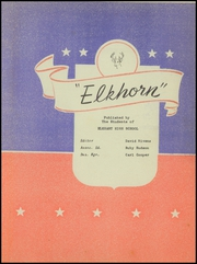 Page 7, 1944 Edition, Elkhart High School - Elkhorn Yearbook (Elkhart, TX) online yearbook collection
